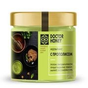 Медовый микс с прополисом Doctor Honey 200 г